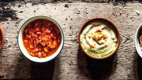 Salse da Barbecue - Salsa pomodori secchi e maionese