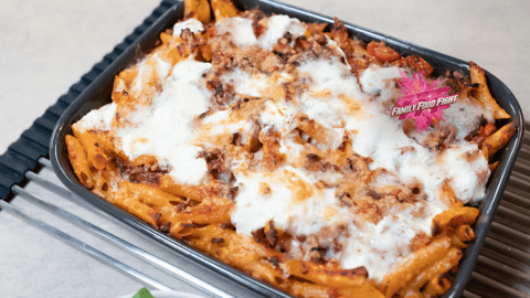 Family Food Fight: Pasta al forno del Nonno