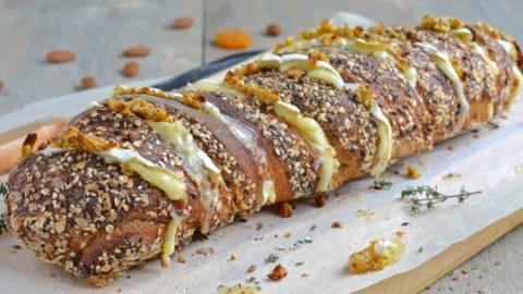 Baguette rustica ripiena