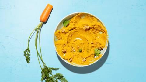 Salsa di carote allo zenzero