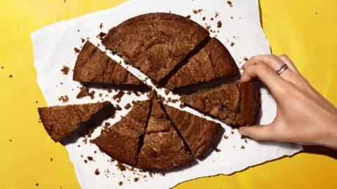 Consigliata da René: torta di cioccolato alle patate