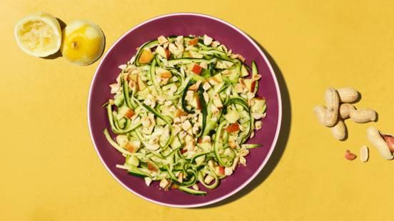 Spaghetti di zucchine