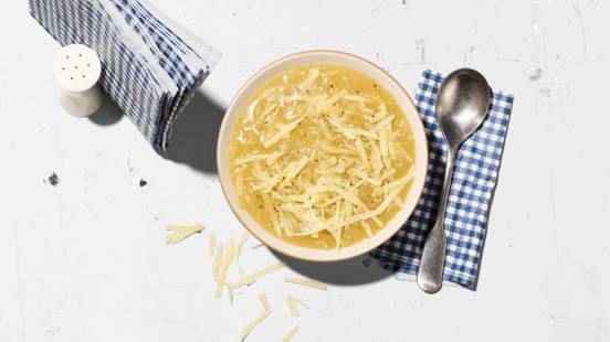 Zuppa di cipolle della nonna