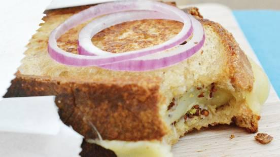 Toast al raclette
