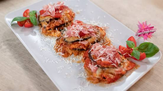 Family Food Fight: Parmigiana di melanzane