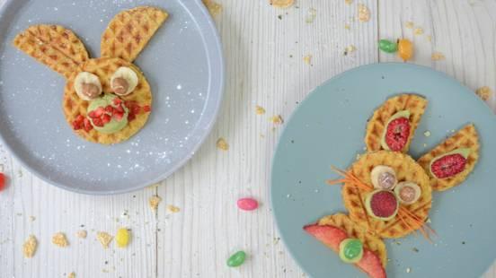 Waffle Pasqua