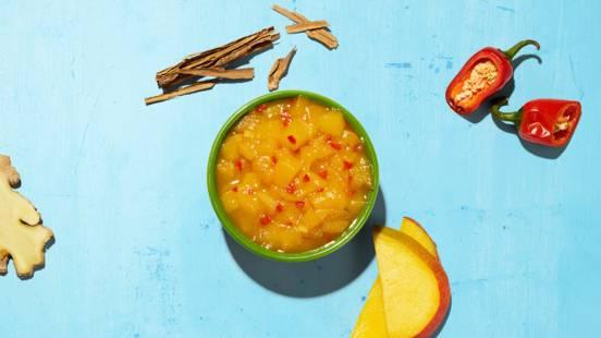Chutney di mango alla maniera di Udaipur