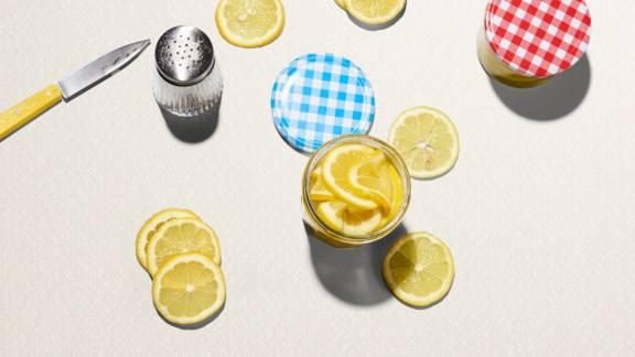 Limoni sotto sale «easy peasy»