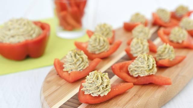 Mousse di pistacchi