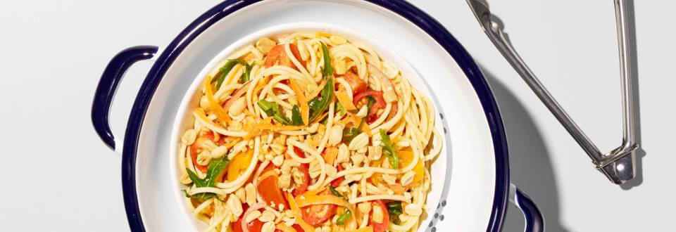 Insalata di pasta alla napoletana