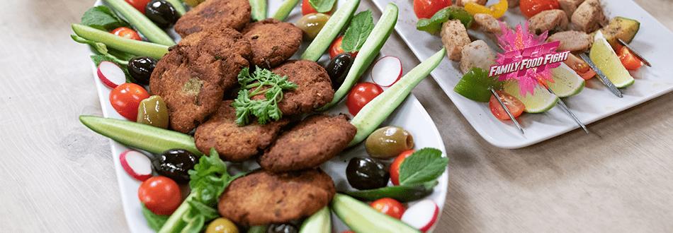 Family Food Fight: Shami Mahie Kebab (aus Thunfisch)