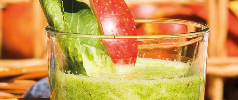 Smoothie healthy green